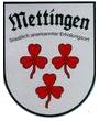 Wappen der Gemeinde Mettingen